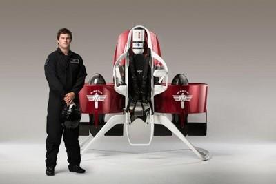 救難飛行背包一出,鋼鐵人可要失業了