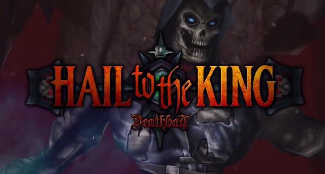 著名乐队打造游戏《王者万岁:死亡蝙蝠》