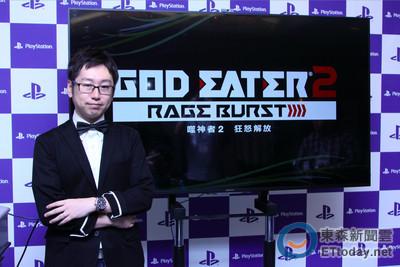 《噬神者2》繁中版明年2月底上市