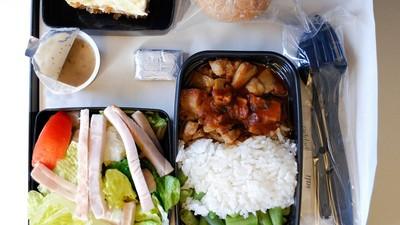 想吃飛機餐不用登機,在家叫一份就好