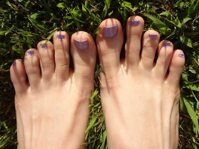 腳指甲的正確剪法,30年來我都錯了!
