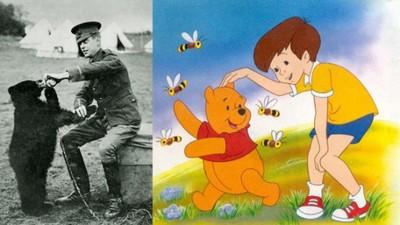 最初的小熊維尼,源自一戰時溫馨羈絆