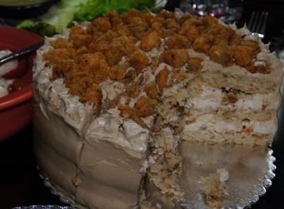 炸雞蛋糕不是炸‧雞蛋糕!是炸雞+蛋糕