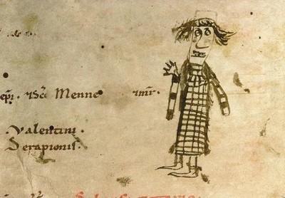 800年前課本塗鴉,證明古人也會無聊