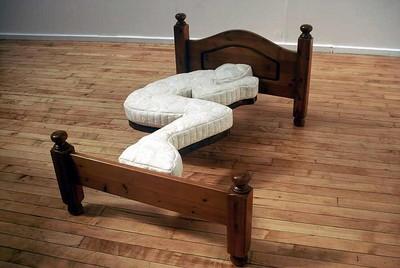 對抗寂寞的創意床組,越躺越孤單啦XD