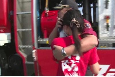 水車翻覆 女消防員哭:我賠不起