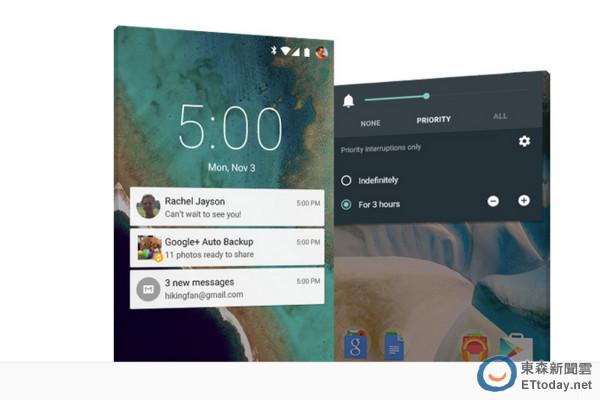 Android 5.0 Lollipop:更省電、更快速、系統大革新