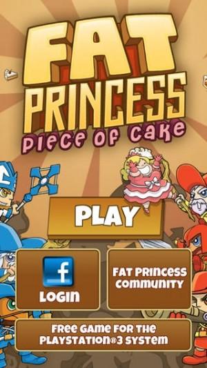 《胖公主:蛋糕快快》现已正式登陆双平台