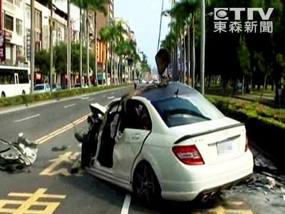 BMW酒駕撞死嬤 讓人想起葉少爺