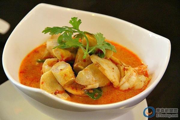 泰國菜廚藝教室(圖/記者游琁如攝)