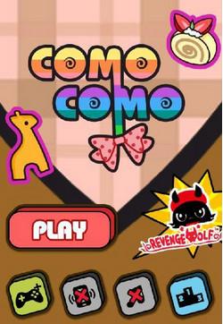 你的领结能拉多长《COMOCOMO》双平台登场