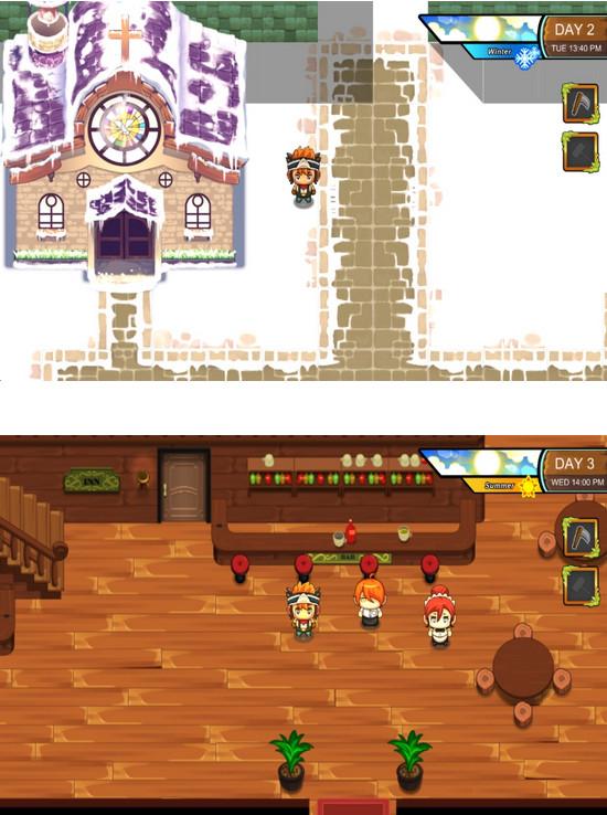 模拟经营游戏新作《狂野季节》将于明年发布