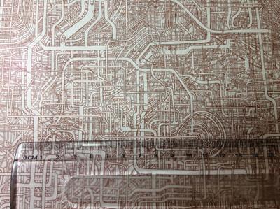 耗時7年,校工手繪出無人能逃的迷宮