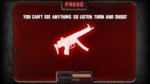 动作射击游戏新作《听声辨位战僵尸》已上架