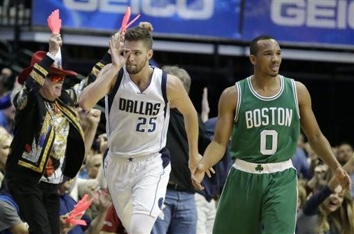 NBA/帕森斯、諾威斯基合飆56分 小牛狂奔寫3連勝紅盤