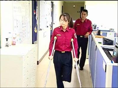 截肢女消防員條款 酒駕罰則加重