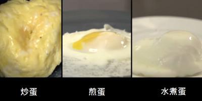 懶人煮蛋3妙招,用微波爐一切搞定