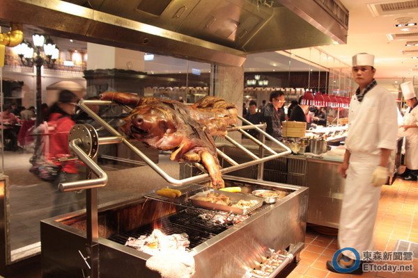 台灣就是愛吃到飽餐廳 十大buffet霸主是「寒舍樂廚」