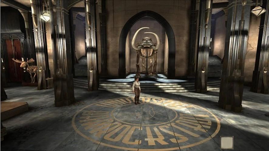 冒险游戏《赛伯利亚之谜》发布免费试玩版