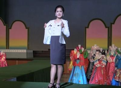 北韓2014時裝秀,時間在那裡停止了嗎
