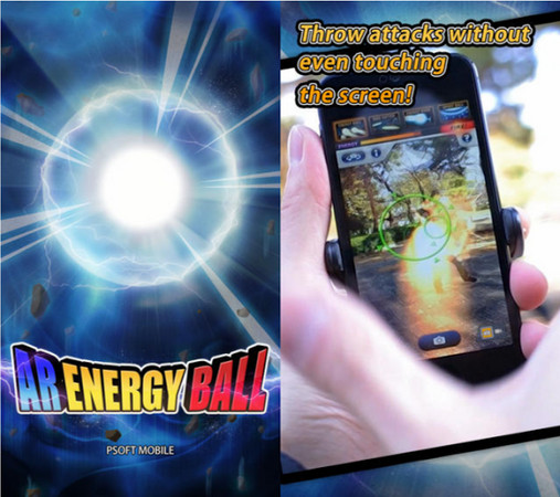 AR EnergyBall