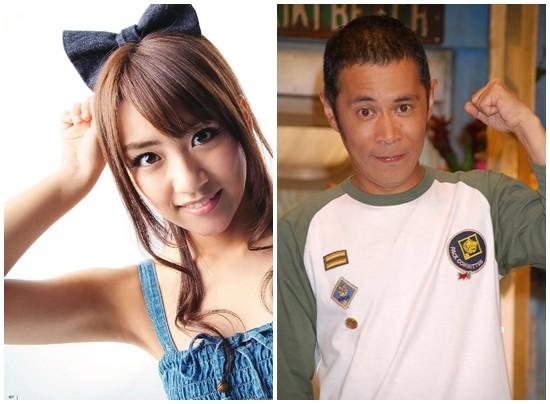 AKB48高橋南又爆父女戀! 戀上44歲猿人諧星岡村隆史