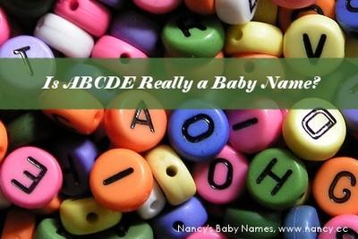 在美國取名為Abcde,還能撞名300個人