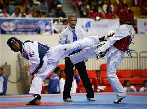 跆拳道/台灣催生例行賽制度 目標職業化