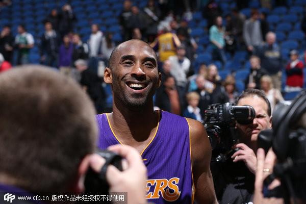 NBA/布萊恩紀錄之夜 罰球當下心想「別搞砸了」