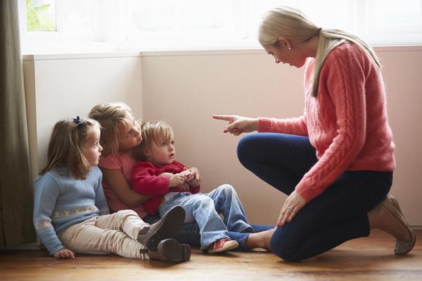 媽媽 罵小孩 罵人 示意圖(圖/達志/示意圖)