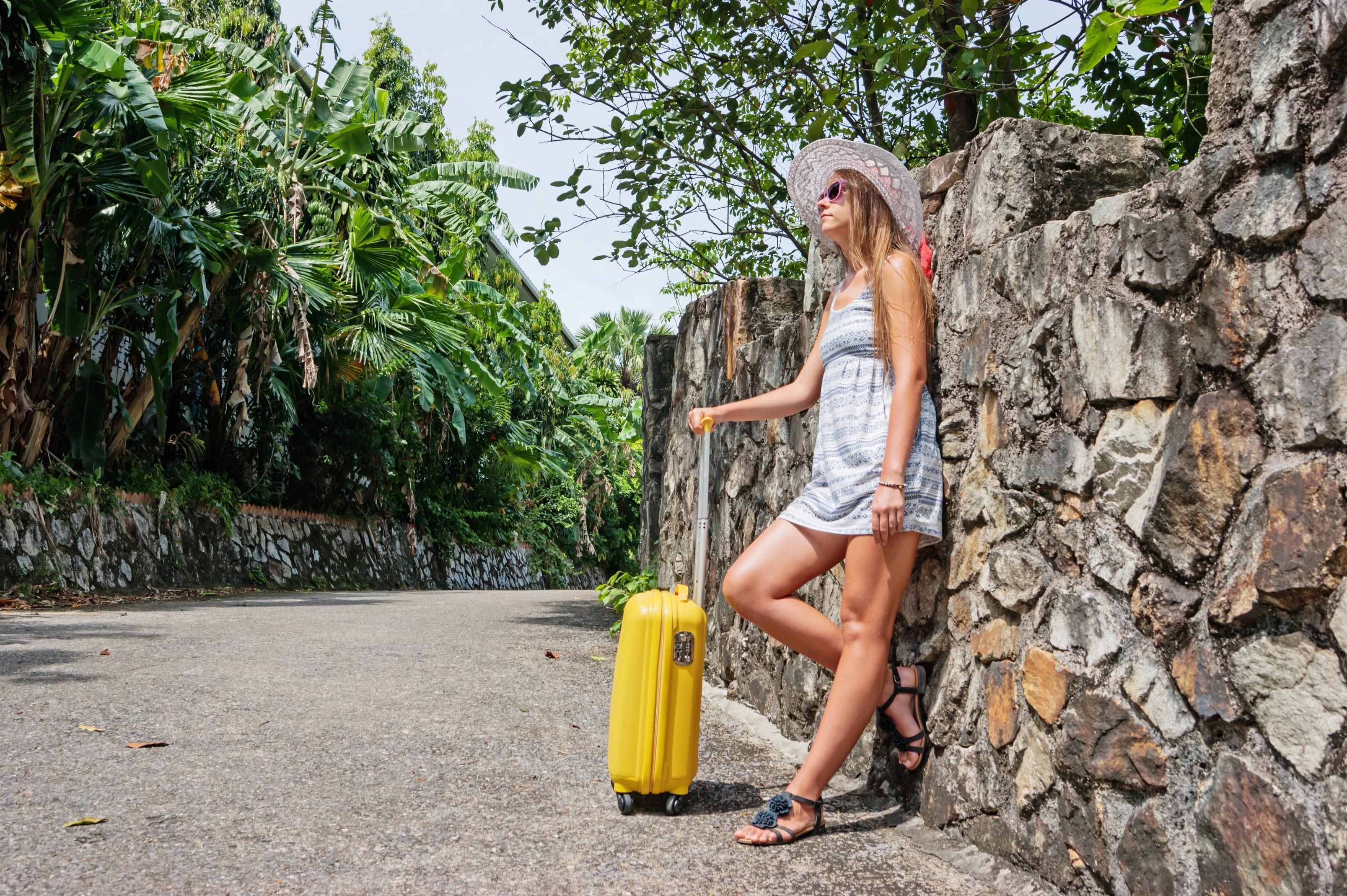 小資女利用短暫的假期出國旅遊,事前功課也不能少(圖/達志/示意圖)