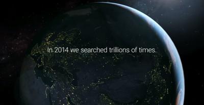回顧2014,Google告訴你發生哪些大事