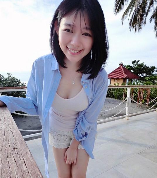 馬來西亞夢幻正妹「明禎」爆紅 網友肉搜卻大崩潰