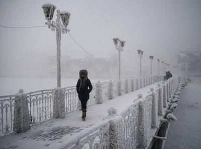 挑戰全球最低溫定居處:奧伊米亞康村