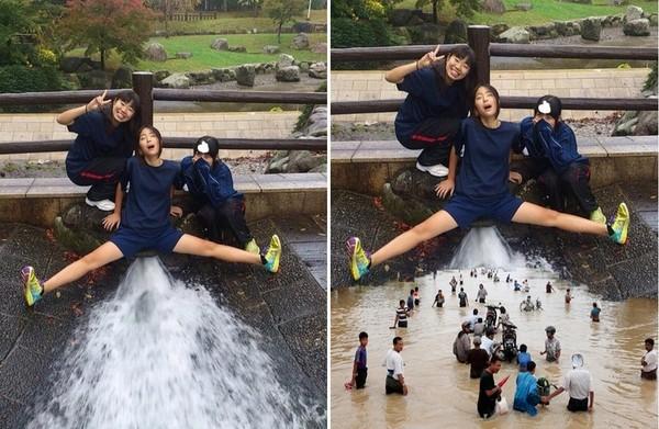 日本,2ch,論壇,女高中生,噴水,櫻花妹