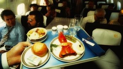 飛機上10大ㄆㄨㄣ餐,幫我叫廚師出來