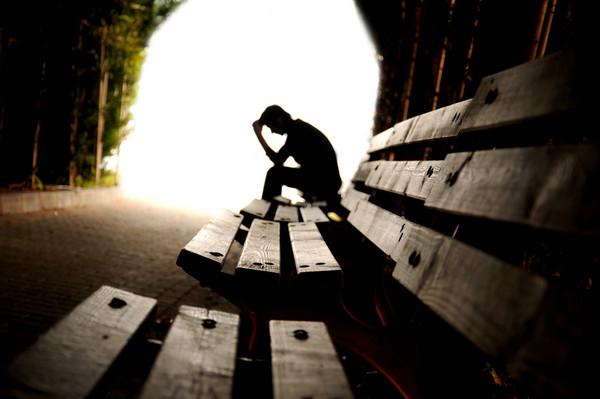 孤單,孤獨,寂寞,空虛,一個人(圖/達志/示意圖)