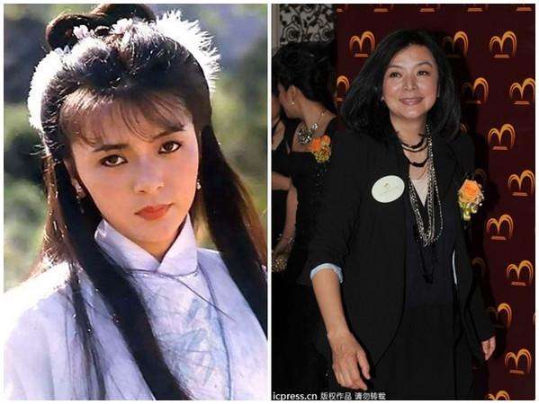 陳妍希「小龍女」惹議?因為有8位絕美神仙級「姑姑」