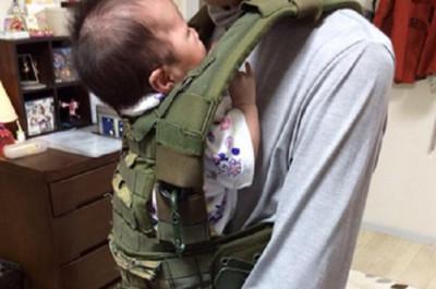 軍事迷老爸的育兒招,這樣沒問題嗎?