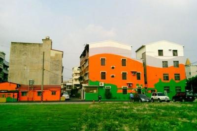 台南「大目降」 老街社群營造