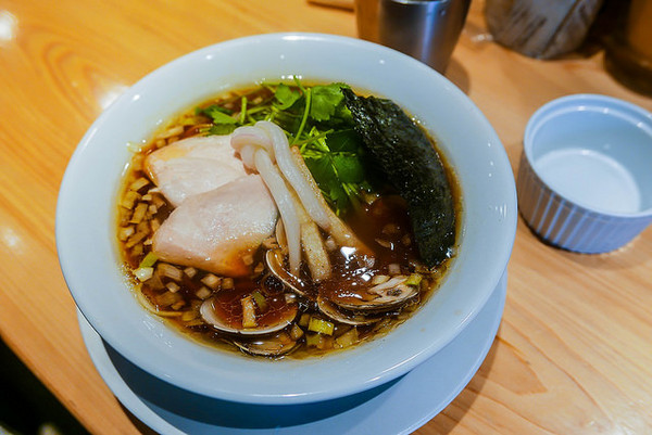 拉麵控看過來!米其林指南推薦的22家東京拉麵店