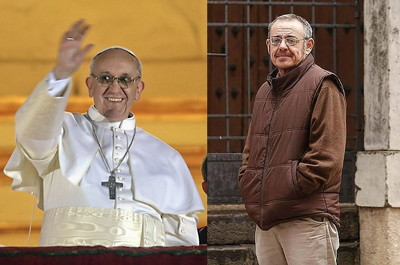 變性人被斥為「魔鬼的女兒」 教宗邀約見面