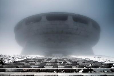 保加利亞也有飛碟屋,荒廢20年仍禁入