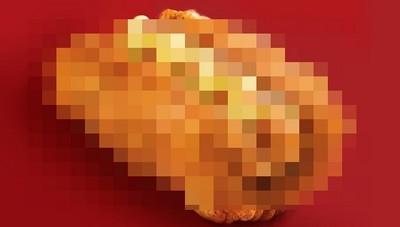 萬惡肉包肉雞亨堡..這卡路里會死人的