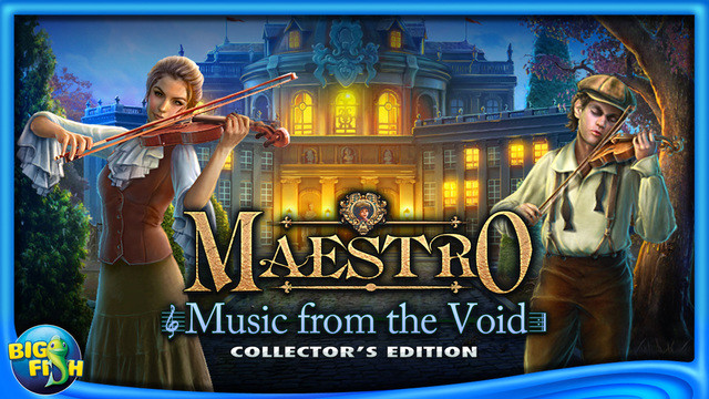 《Maestro: Music from the Void》 開啟音樂大冒險