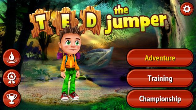 休閒益智《Ted the Jumper》 挑戰無盡謎題