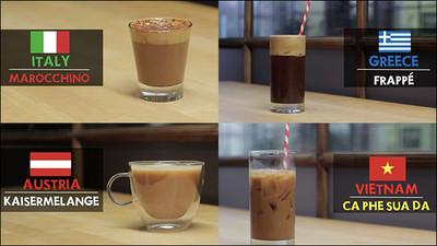 DIY世界知名咖啡,慘了~要咖啡因上癮
