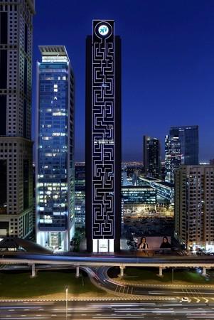 試試看你走得出來嗎?杜拜超酷垂直迷宮塔獲金氏紀錄