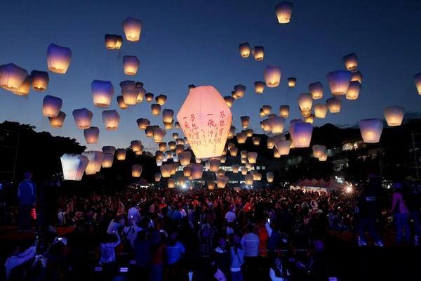 亞洲唯二!平溪天燈節入選「全球十大冬季最佳旅遊」