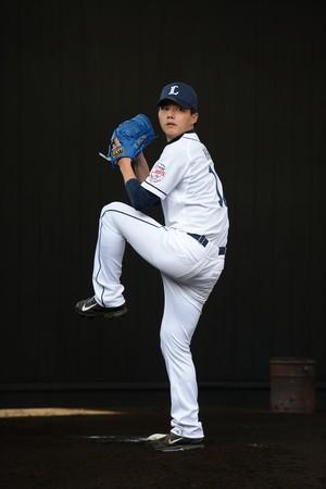 郭俊麟24日首度對戰樂天 挑戰第3勝